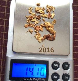 14 grams