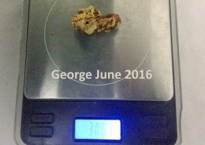 30 Grams June 2016