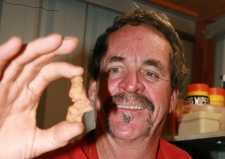 66 gram nugget found by Dingo Mick