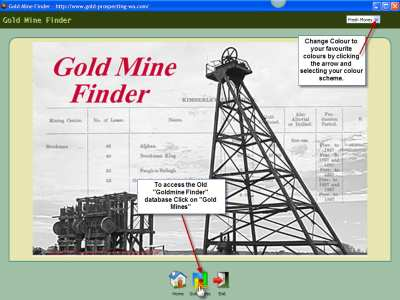 Goldmine Finder
