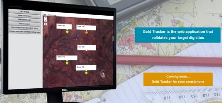 GoldTracker Screen
