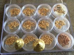Max gold specimens