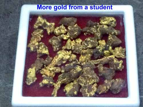 More Gold Nuggets