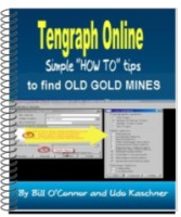 TENGRAPH Online - How To Find OLD GOLD MINES ebook