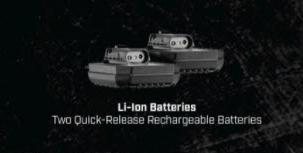 Minelab GPX6000 Li Ion Batteries