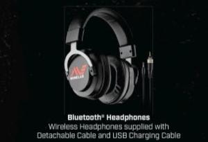 GPX6000 Bluetooth Wireless Headphones