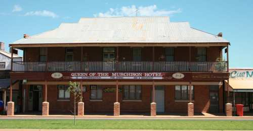 Queen of the Murchison Guest house and cafe
